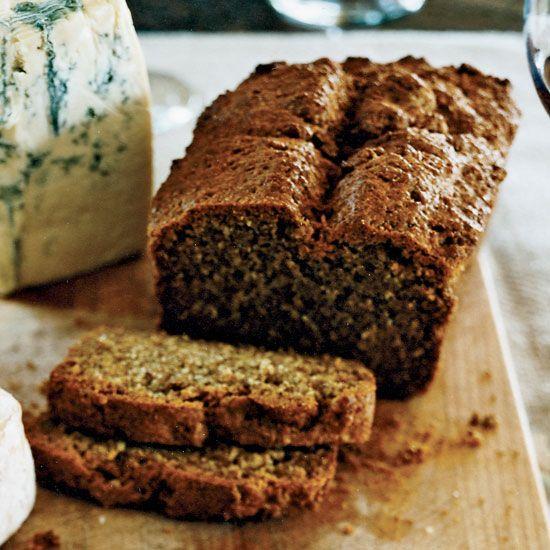 Irish Brown Bread // Easy 5 Ingredient Recipes: http://www.foodandwine.com/slideshows/easy-recipes-with-five-ingredients/1 #foodandwine