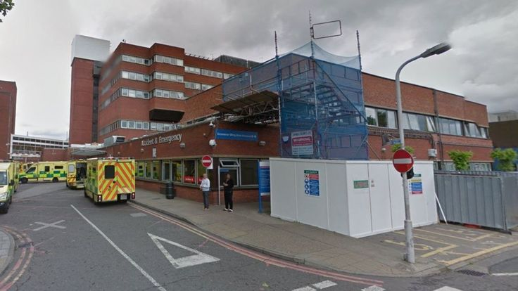 The trust responsible for one of the UK's largest teaching hospitals is placed in special measures after it is rated inadequate.