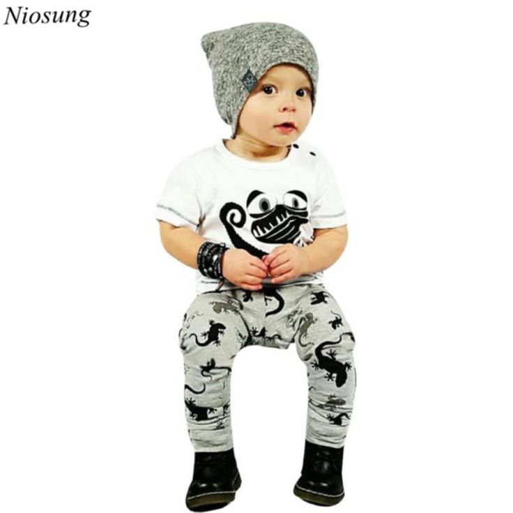 http://babyclothes.fashiongarments.biz/  Niosung New 1Set Infant Toddler Baby Boys Cartoon Print T-shirt Tops+Pants Outfits Clothes 2pcs Kids Clothing Suit, http://babyclothes.fashiongarments.biz/products/niosung-new-1set-infant-toddler-baby-boys-cartoon-print-t-shirt-topspants-outfits-clothes-2pcs-kids-clothing-suit/, USD 6.73-7.90/pieceUSD 3.28-3.68/pieceUSD 2.99-3.64/pieceUSD 8.09-8.44/pieceUSD 8.11-8.85/pieceUSD 6.17-6.41/piece   1Set Infant Toddler Baby Boys Cartoon Print T-shirt…