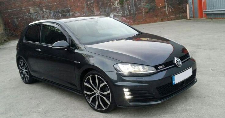 Volkswagen Mk7 golf gtd dsg