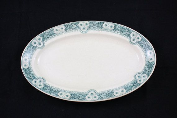 GEFLE plateCollectors itemNORE Swedish Porcelain by SmalandVintage