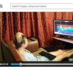 technewsshop.com Shutterstock has weird stock videos showing a Bitcoin trader in his undies