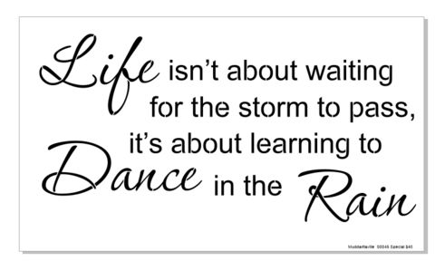 S0045B Dance in the Rain – Muddaritaville Studio