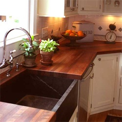 81 Best Wood Countertops With Sinks Images On Pinterest  Wood Entrancing Kitchen Wood Countertops Review