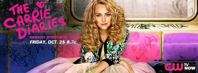 The Carrie Diaries 2. Sezona tam bir ay kaldı!.. http://jaleninalemi.blogspot.com/2013/09/the-carrie-diaries-2-sezona-tam-bir-ay.html