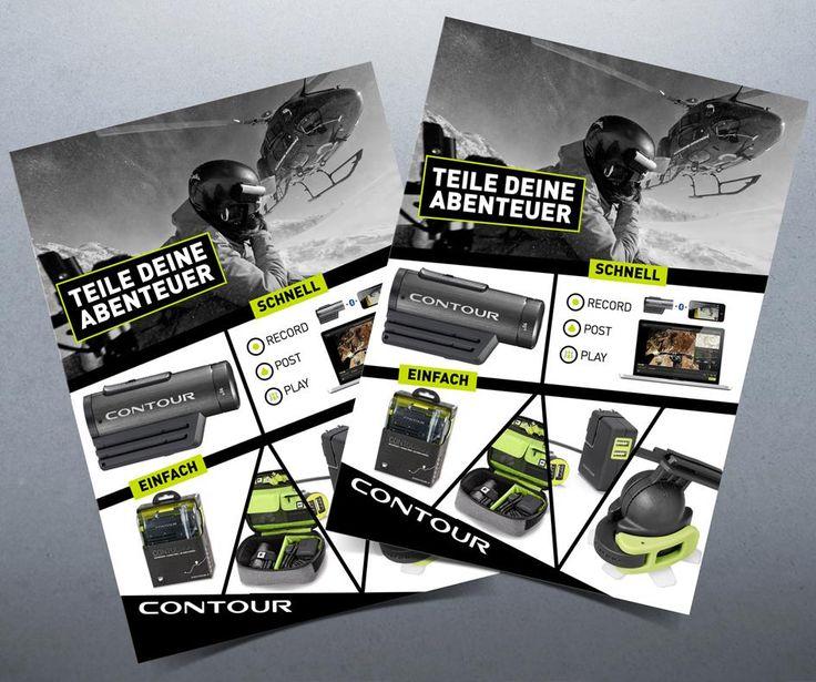 21 best Flyer images on Pinterest Flyers, Leaflets and Ruffles - küchen wanduhren design