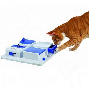 Zabawki na przysmaki tanio w zooplus: Cat Activity Poker Box, zabawka dla kota