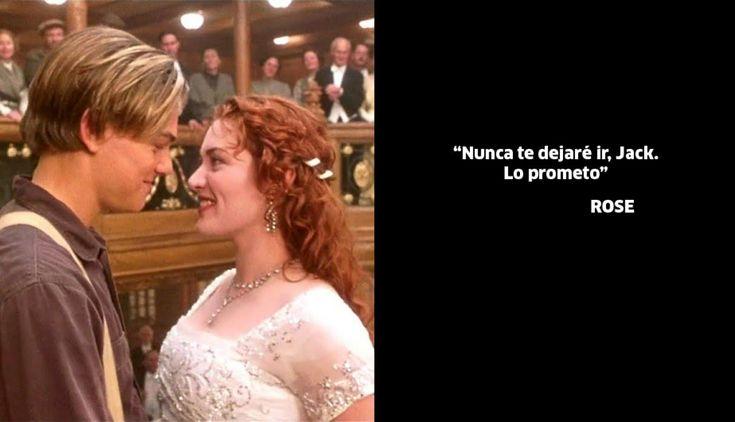 Recordamos algunas de las mejores citas de la cinta protagonizada por Leonardo DiCaprio y Kate Winslet
