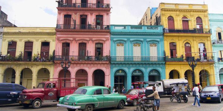 """Oplev Cuba inden det er for sent. Med alle døre nu pivåbne for USA, vil det ikke tage længe inden """"amerikaniseringen"""" sætter sine tydelige spor. Det er nu eller aldrig!!"""