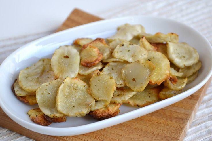 Topinambur al forno, scopri la ricetta: http://www.misya.info/ricetta/topinambur-al-forno.htm
