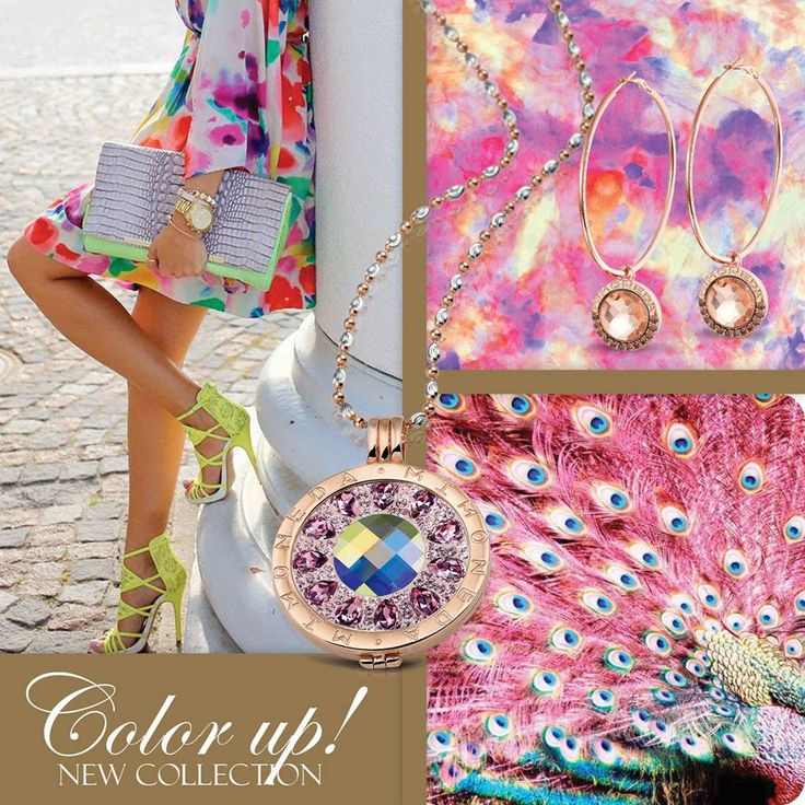 Love Love the new coins from Mi Moneda. Peacock colours from the new SS14 range from #MiMoneda