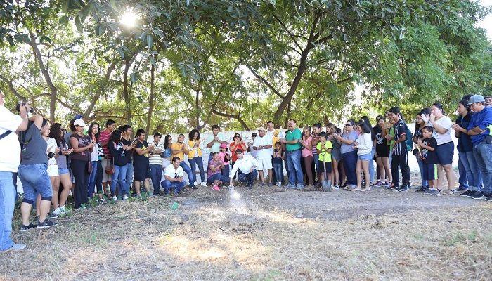 Seapal inaugura tomas de agua tratada en Parque Las Palmas
