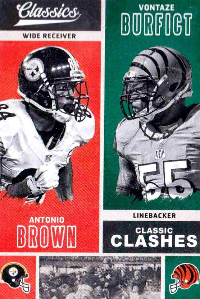 Antonio Brown Steelers Nfl Sports Football Antonio Brown Comic Book Cover Nfl