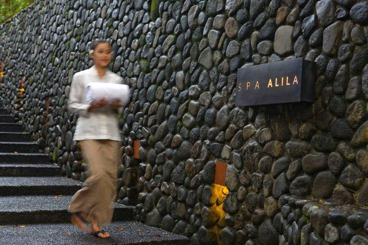 Spa Alila at Alila Ubud - Bali