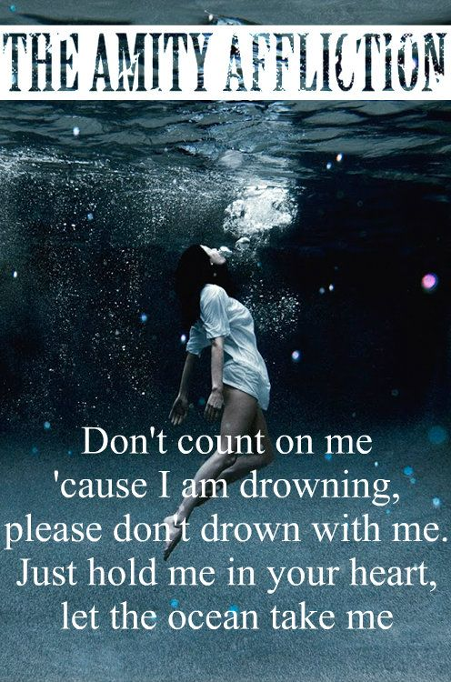 The Amity Affliction | Don't Lean On Me. I love this song so much.