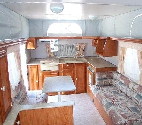 1000 images about caravan on pinterest campers storage for Interior caravan designs