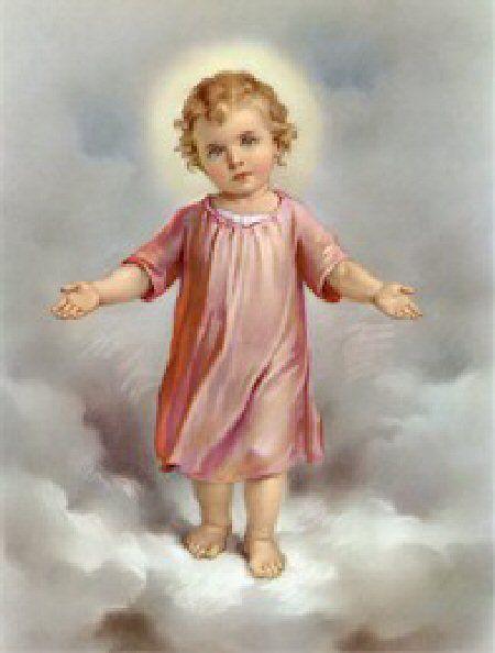 Jésus Enfant ...