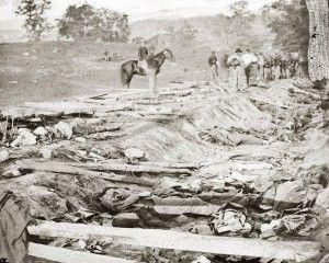17 septembre 1862 : Bataille d'Antietam http://jemesouviens.biz/?p=2565