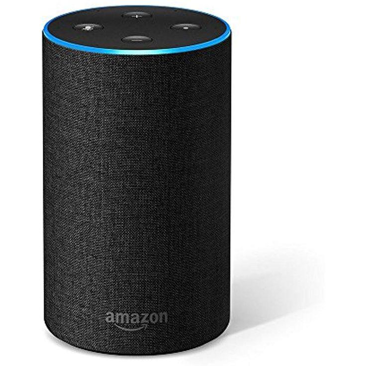 Amazon Echo Zertifiziert und generalüberholt 2. G…