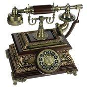 Телефон-ретро 27*24*27см (735537)