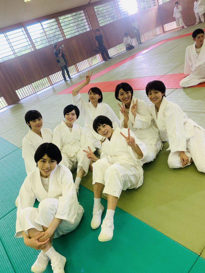 公式 教場 60周年特別企画 kazamakyojo さん twitter 60周年 空手少女 教官
