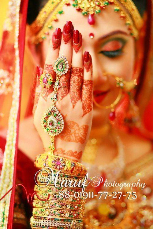 IT'S PG'LICIOUS — bangladeshibride: Bangladeshi bride by : Maruf...