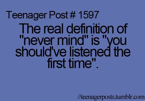i do this all the time peoeple get mad at me lol
