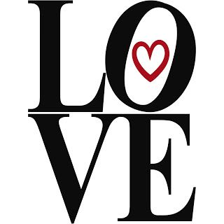 Burton Avenue: Freebie Friday - LOVE