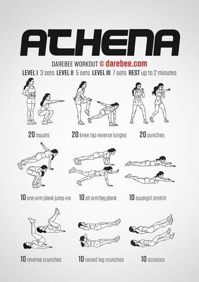 Athena Workout