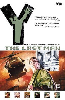# 10. Y: The Last Man, Vol. 2: Cycles by Brian K. Vaughn