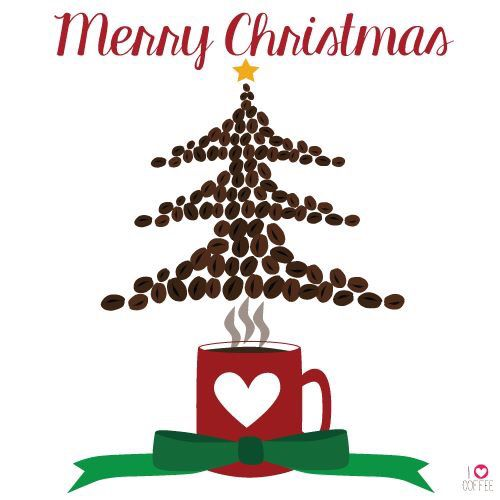 Merry Christmas to all coffee lovers!