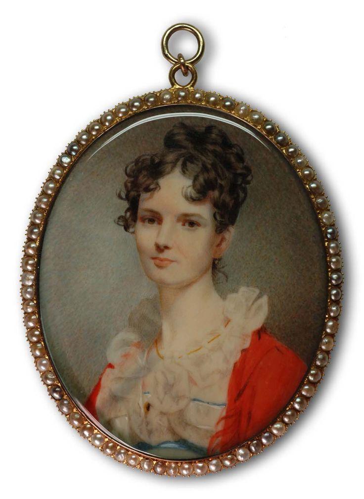 1815. Andrew Robertson. Mistress McCallister.