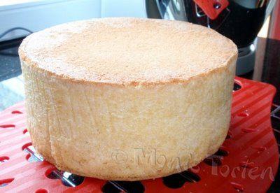 Tortentantes Tortenwelt - DER Tortenblog mit Anleitungen und Tipps für Motivtorten: Kuchen gleichmäßig hoch backen ohne Hubbel in der Mitte