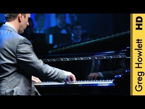 Turn Your Eyes Upon Jesus - Piano by Greg Howlett - YouTube