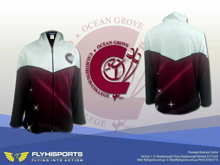 #oceangrovecalisthenics #ogcc #rays #stars #collaboration #design #jacket