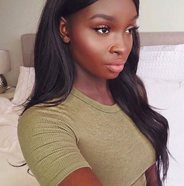 """NARS foundation in """"Khartoum""""   17 """"Nude"""" Beauty Products That Actually Look Amazing On Brown Skin Tones"""