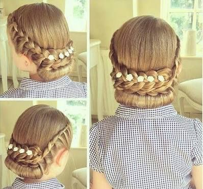 Image result for how tuck braids up