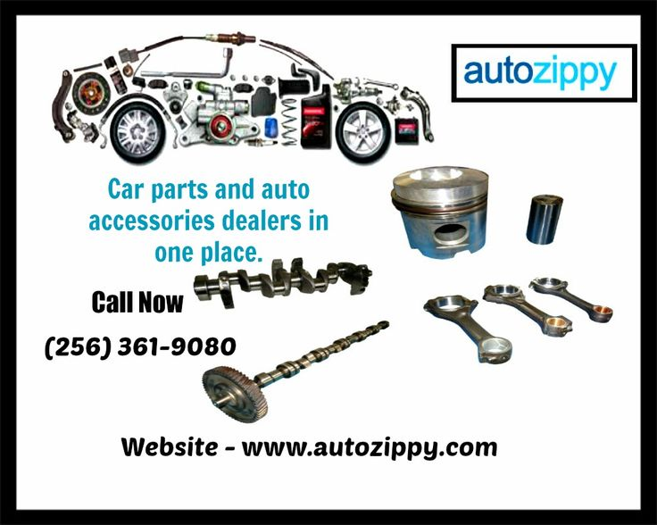 Car parts and accessories services