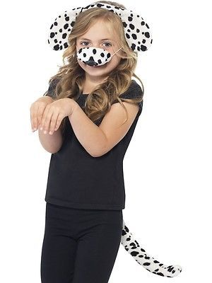 Dalmation childrens 101 #dalmatians fancy #dress #costume kit puppy dog animal, View more on the LINK: http://www.zeppy.io/product/gb/2/301754987954/