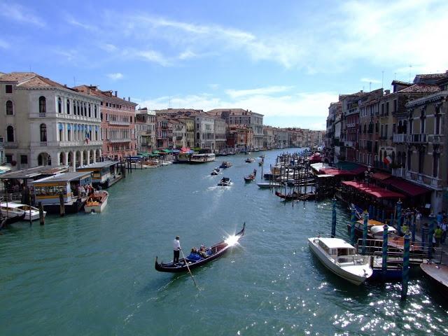 Benátek v itálii
