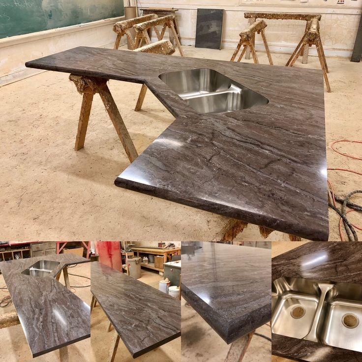 Unique Laminate Countertops: Truly Amazing Custom Laminate Countertop Manufactured Here