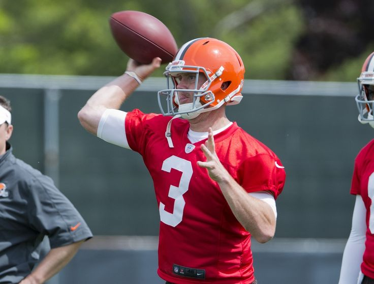 Brandon Weeden Ready To Take Reigns Of Browns This Year « CBS Cleveland