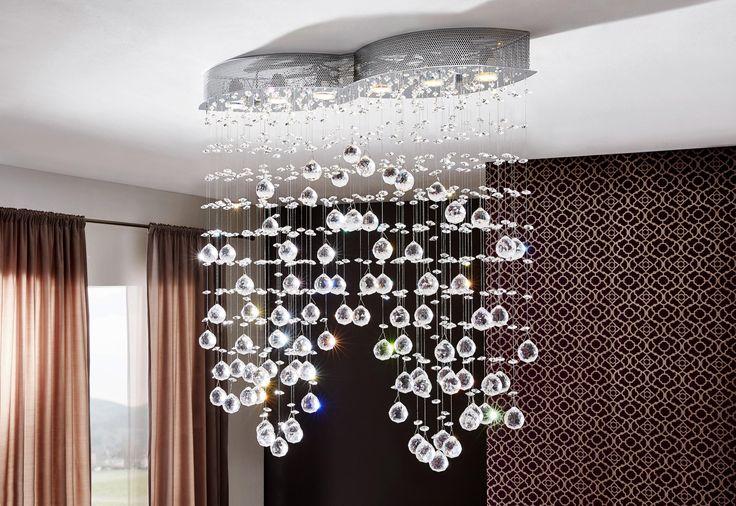 die besten 17 ideen zu moderne kronleuchter auf pinterest. Black Bedroom Furniture Sets. Home Design Ideas