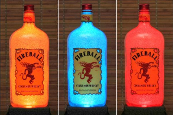 Looking for that last piece of man cave decor? Check out the color changing bottle lamp: http://gadgets4guys.com/color-changing-bottle-lamp/