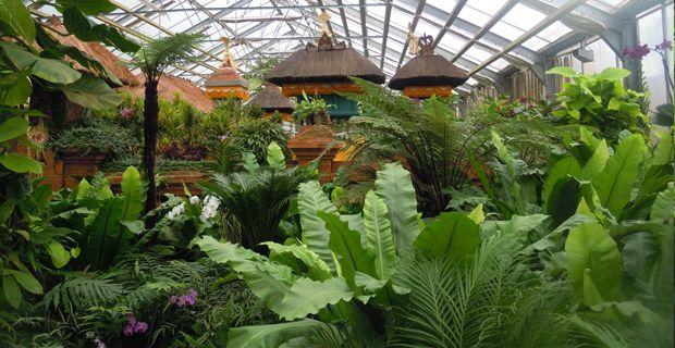 Garten der Welt - giardino balinese