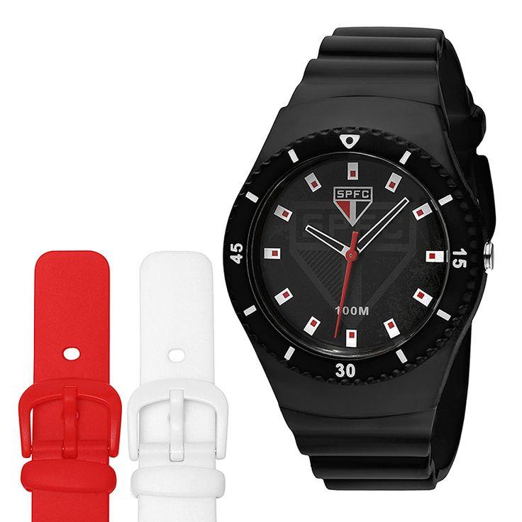 Relógio Technos São Paulo Troca Pulseiras Somente na FutFanatics você compra agora Relógio Technos São Paulo Troca Pulseiras por apenas R$ 119.90. São Paulo. Por apenas 119.90