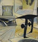 Roberto Matta. The Onyx of Electra. 1944. Courtesy MoMA
