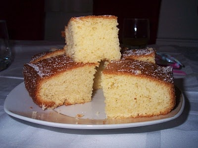 Yummy, even I may have a go at making this with all the fresh lemons ...