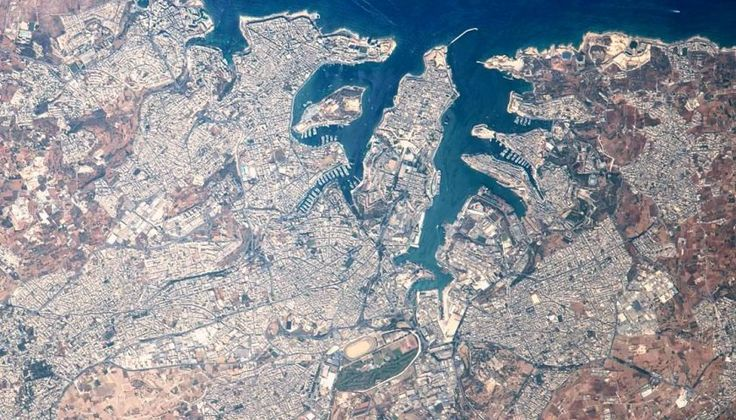 Astronaut shares new picture of Malta from space