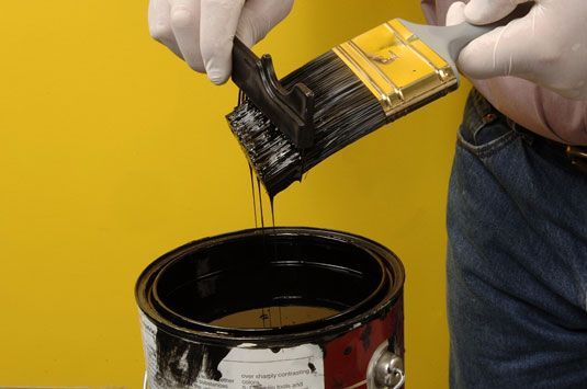 How to Clean Oil Paint from Paint Brushes - For Dummies. (this really is for dummies, luckily)